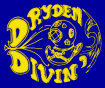 Dryden Diving logo